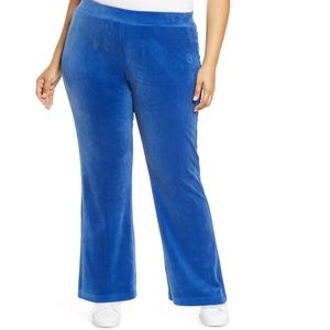 🆕Juicy Couture Velour Track Pants
